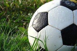 Voetbal even bijzaak bij Kleine Sluis