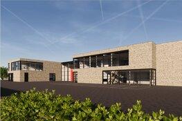 Vergunning voor nieuwbouw gemeentewerf en hulpdiensten Wieringerwerf verleend