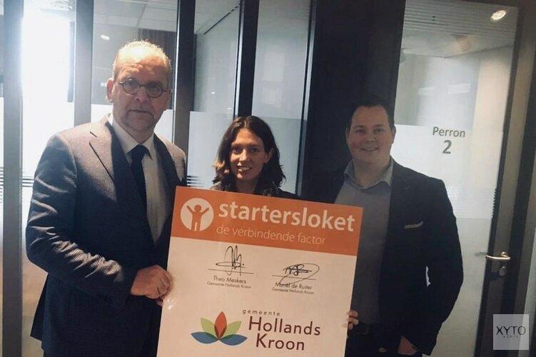Hollands Kroon zet zich in voor startende ondernemer