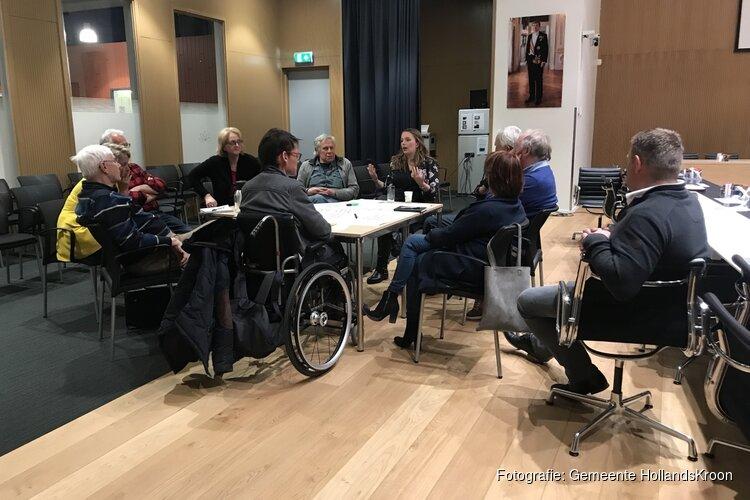 Leren van ervaring tijdens bijeenkomst toegankelijkheid mindervaliden