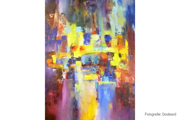 VoorjaarsCursus Abstract schilderen