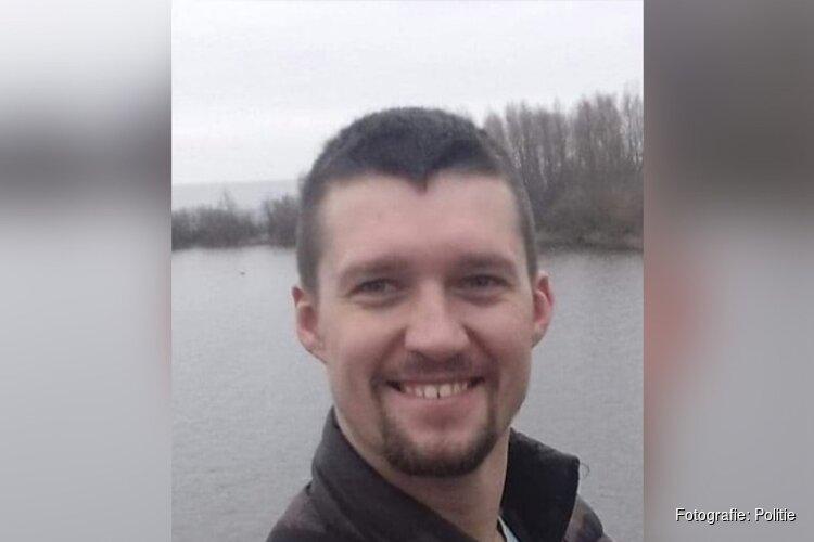 Man (26) al meer dan maand vermist vanuit Wieringerwerf