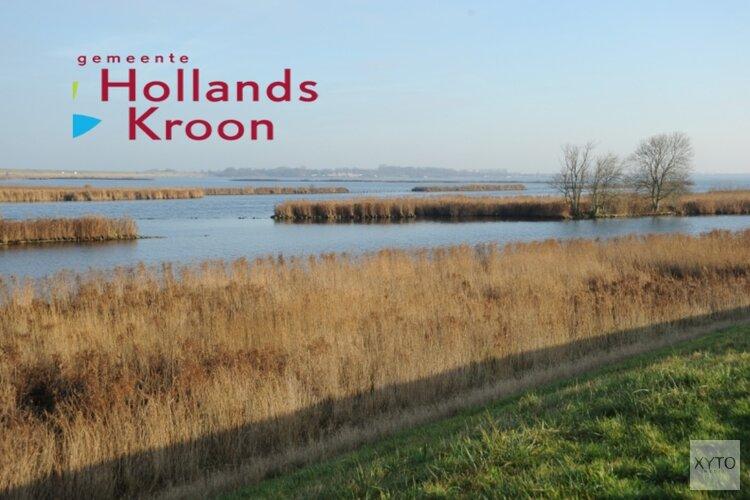 Gemeente Hollands Kroon zet twee woningbouwlocaties in de markt