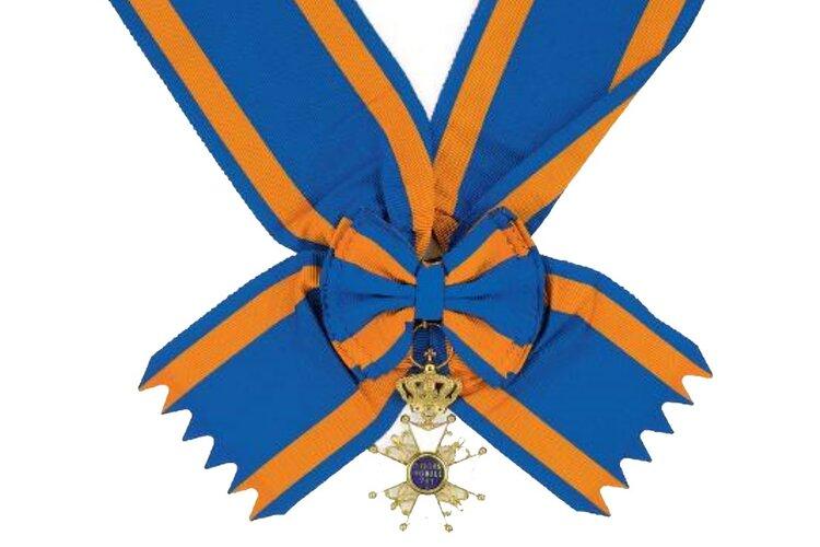 Koninklijke Onderscheiding voor Bram Ernens