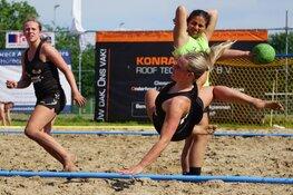 VZV Beach Handball toernooi 2019 volop plezier en topsport in het zand