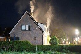 Woning Breezand tijdelijk onbewoonbaar na brand