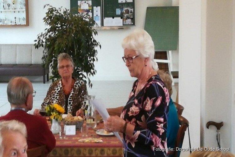 Eerste ontmoetingsdiner bij dorpshuis De Oude School