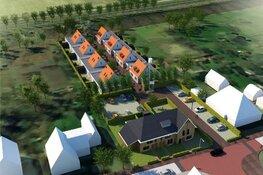 Dozy wint met plan voor woningbouw op grond voormalig gemeentehuis Wieringen