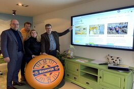 Wethouders Meskers en Groot zetten Belevingscentrum Veldzichthoeve in de spotlights op de Dag van de Ondernemer