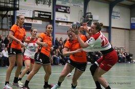JuRo Unirek/VZV klopt Volendamse dames