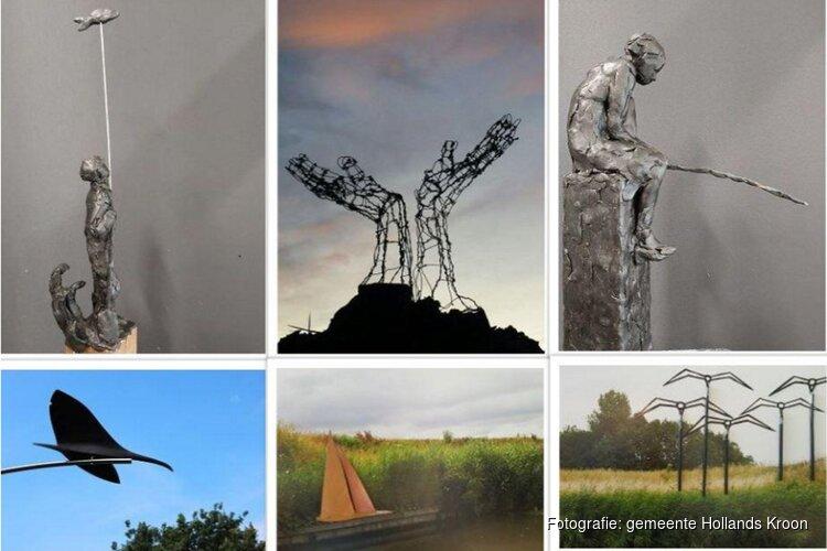 Winnaars kunstroute Amstelmeer-IJsselmeer bekend