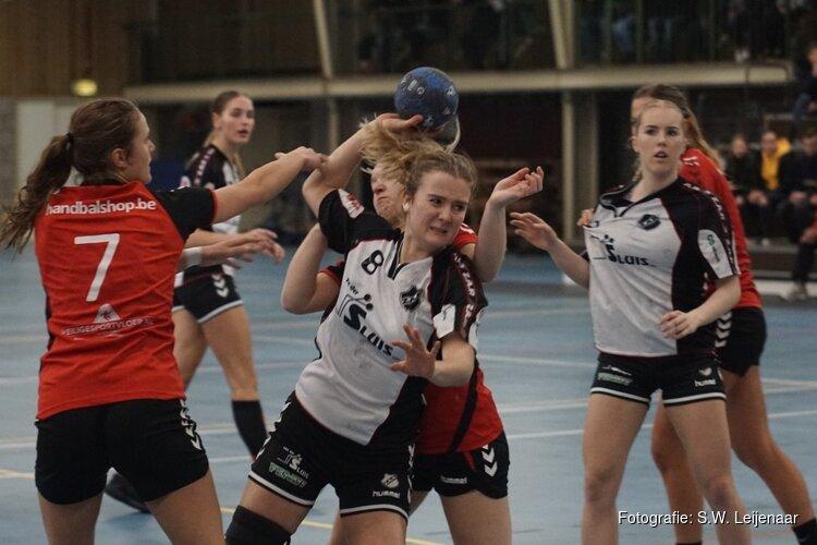 Handbalsters ZAP sluiten 2019 met positief gevoel af
