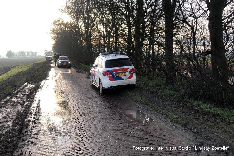 Lichaam gevonden in kanaal buitengebied Wieringerwerf