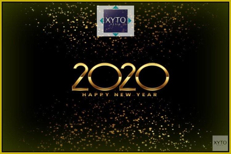 XYTO Media wenst u een geweldig en gezond 2020!