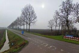 Snelheid Oosterterpweg gaat 20 kilometer per uur omlaag om weg veiliger te maken