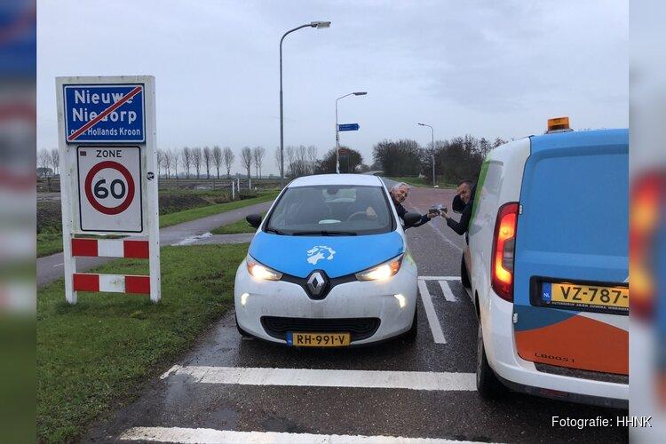 Hollands Kroon beheert nu alle wegen in eigen gemeente