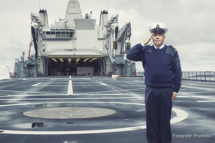 """Oud marine-officier neemt afscheid: """"Als jullie dit zien, betekent het dat ik ben overleden"""""""