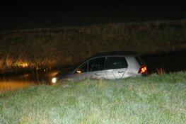 Auto te water in Kolhorn