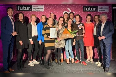 Gemeente Hollands Kroon wint de FUTURPROOF award