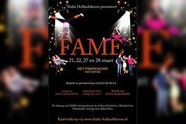 Thalia gaat voor Fame!