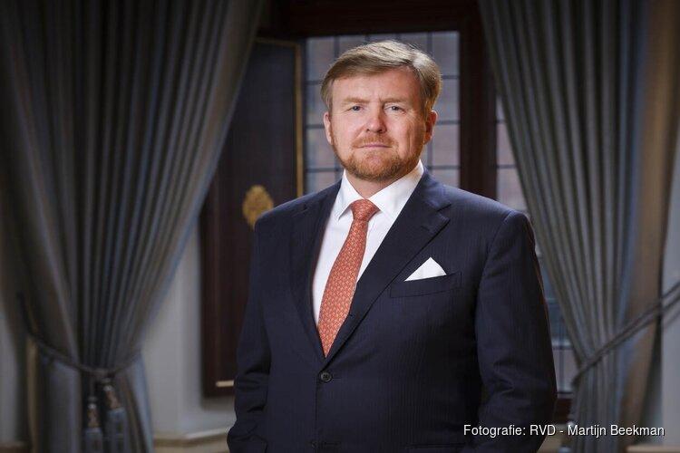 """Koning Willem-Alexander: """"Laten we samen zorgen dat niemand zich in de steek gelaten voelt"""""""