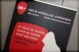 Hollands Kroon sluit aan bij Meld Misdaad Anoniem