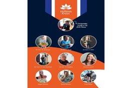 Koninklijke onderscheiding voor 5 inwoners, 4 jeugdlintjes uitgereikt