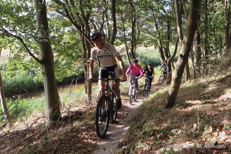 Mountainbike lessen voor jeugd starten weer