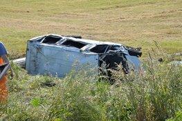 Dodelijke slachtoffers van zwaar ongeluk Middenmeer zijn twee mannen uit Roemenië