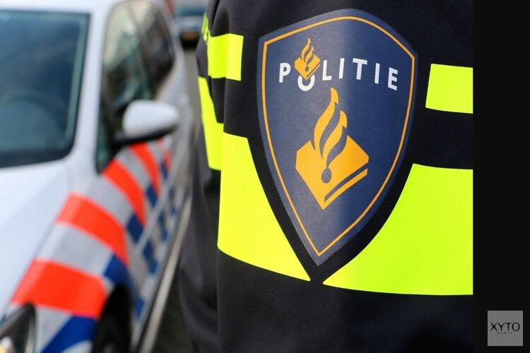 Politie achtervolgt gestolen auto