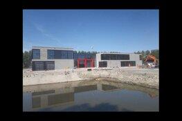 Nieuwbouw werf en veiligheid Wieringerwerf gereed