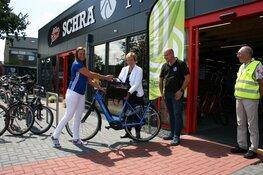 Sportwethouder Mary van Gent stopt niet, maar trapt door