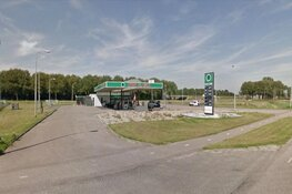 Vier verdachten en blauwe Opel gezocht na overval op tankstation Nieuwe Niedorp