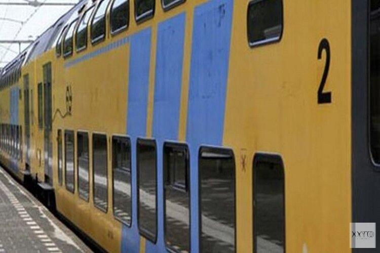 Aanzienlijk minder treinen tussen Amsterdam en Den Helder door storm