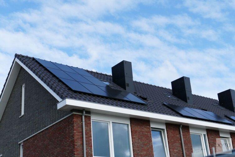 Bespaar op uw energierekening, kies voor zonnepanelen