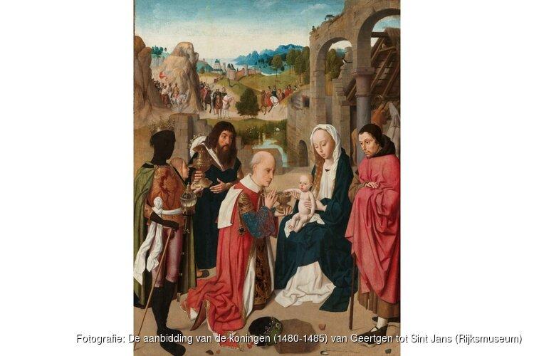 Digitale kerstlezing bij KopGroep Bibliotheken